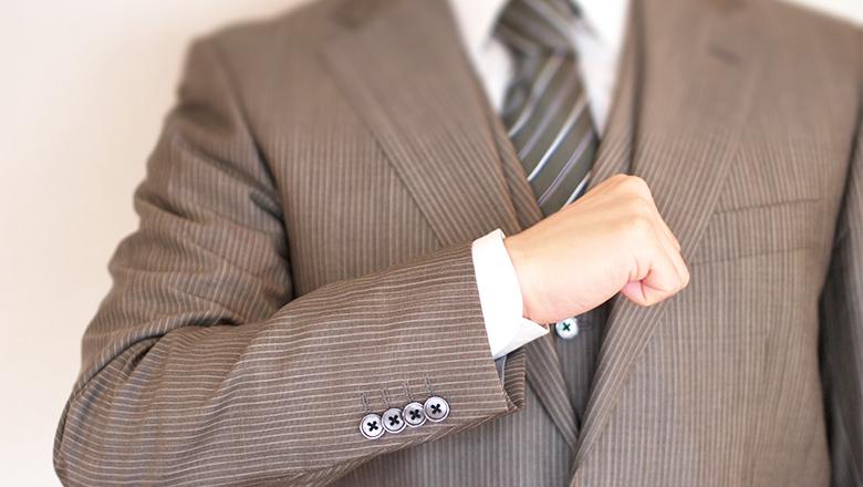 失敗を気にせず、次へ活かすよう前向きに考える営業社員