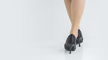 営業職女性におすすめしたい靴の選び方