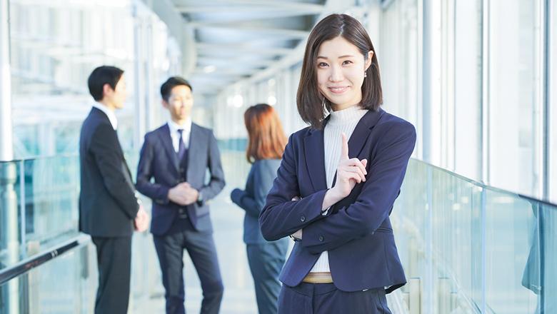 女性らしさを生かせる業種を選ぼう